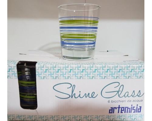 Set 6 Bicchieri Artemisia Acqua