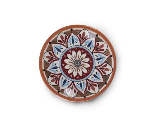 EMPORIO ZANI  servizio piatti 36 pz in ceramica Madrid