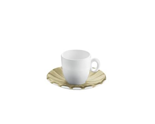 GUZZINI SET 6 TAZZINE CAFFÉ GRACE